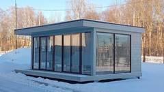 Зимний офис 4,25 х 6 м