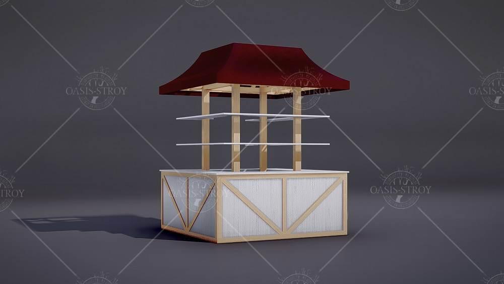 Ярмарочный домик для внутренней ярмарки №1, фото 2