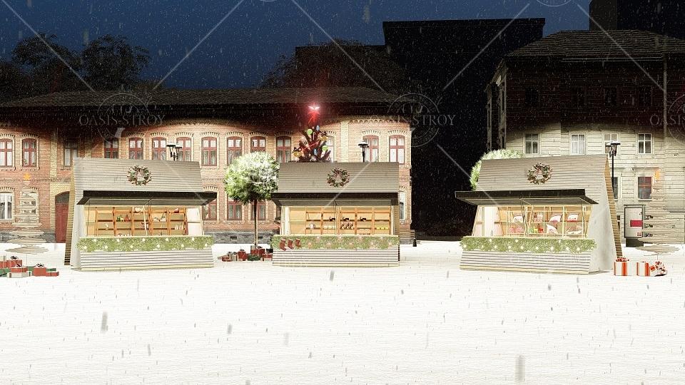 """Концепция №5 """"A-FRAME HOUSE"""", фото 3"""