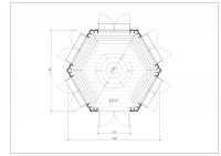 Гриль хаус №1 d=3,5 м, фото 4