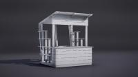 Ярмарочный домик для внутренней ярмарки №2, фото 2