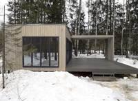Прямоугольная панорамная беседка с террасой 8х8,6м, фото 3